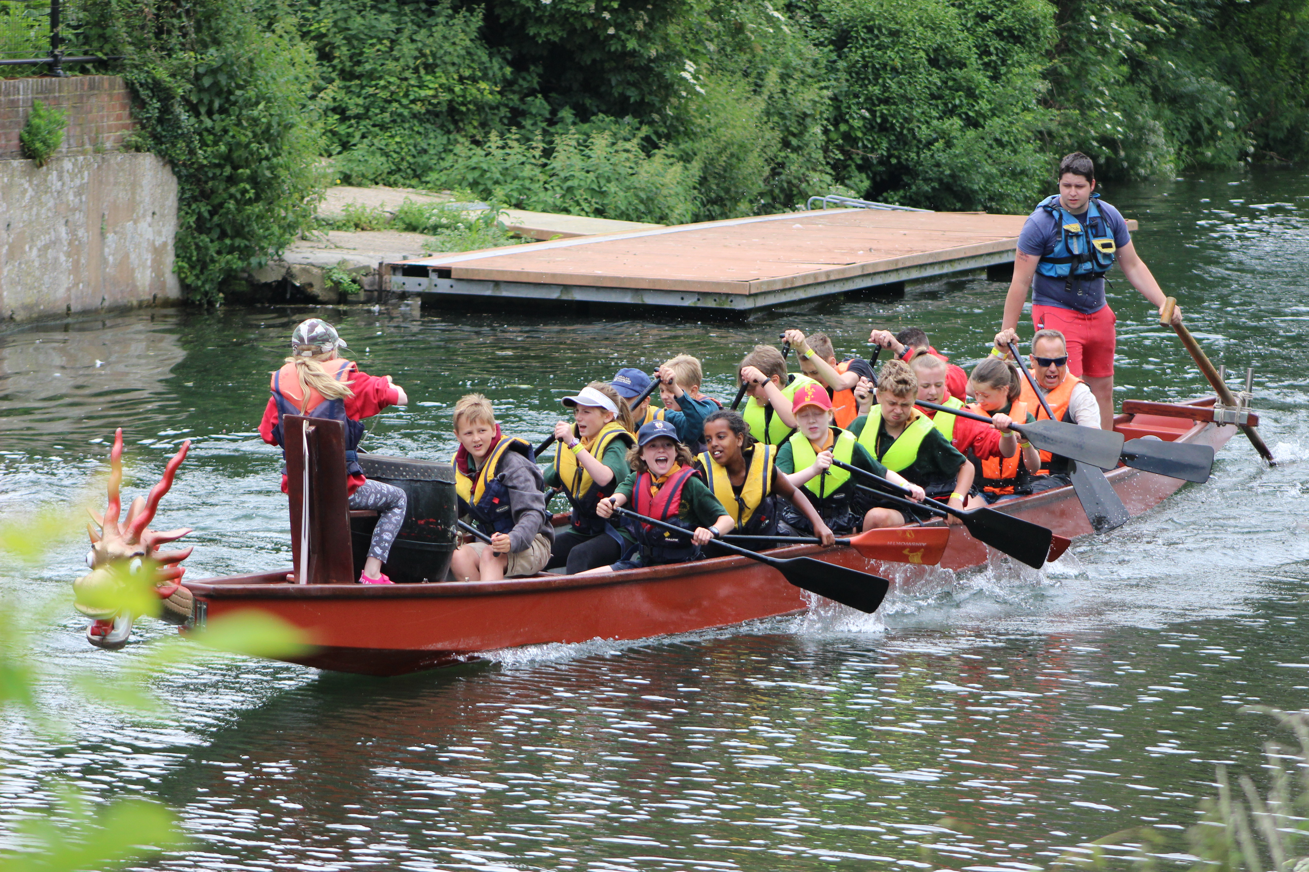 Dragon Boating 2018